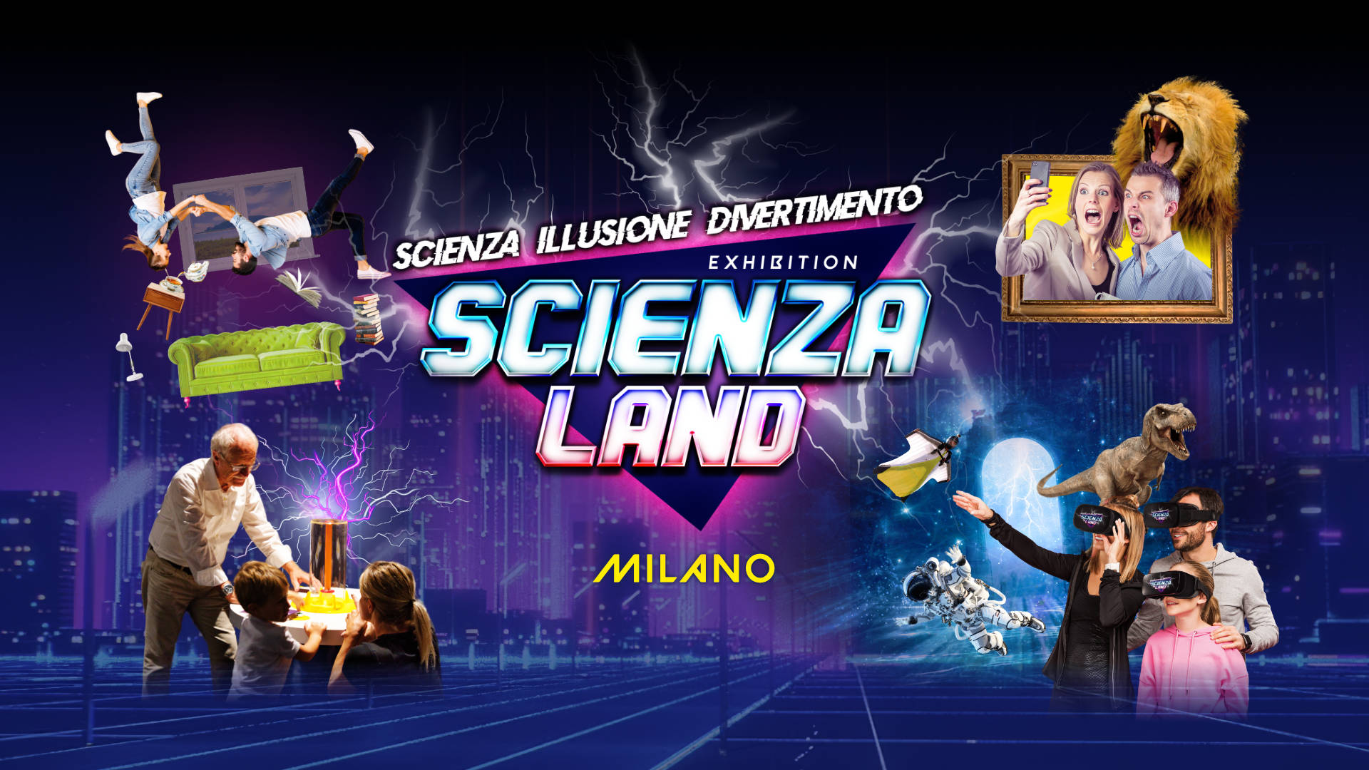 scienzaland milano mostra scienza milano